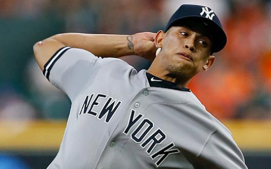 Jonathan Loaisiga: New York Yankees 2020Debut