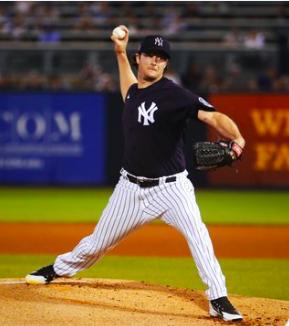 Gerrit Cole and Jordan Montgomery Highlight New York Yankees Spring Training GameTwo
